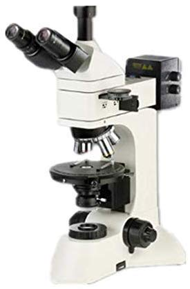 CTO High Power Microscope for Microbiological Observation and Research Powder Detection Micron-Sized Particles High Magnification Polarized Metallographic Microscope