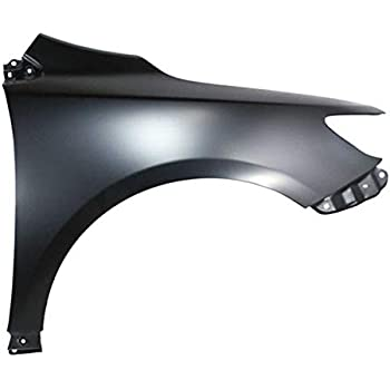 Amazon Com Koolzap For 09 13 Corolla 1 8l 2 4l Front Fender