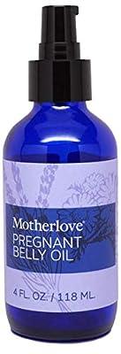 Motherlove Pregnant Belly Oil (4oz)