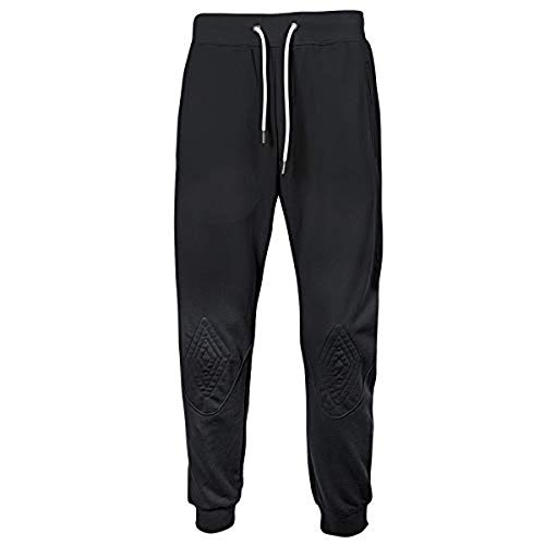 Umbro Herren Blind Side Jogginghose, Herren, Hosen, Blind Side Joggers, Black Beauty, Small