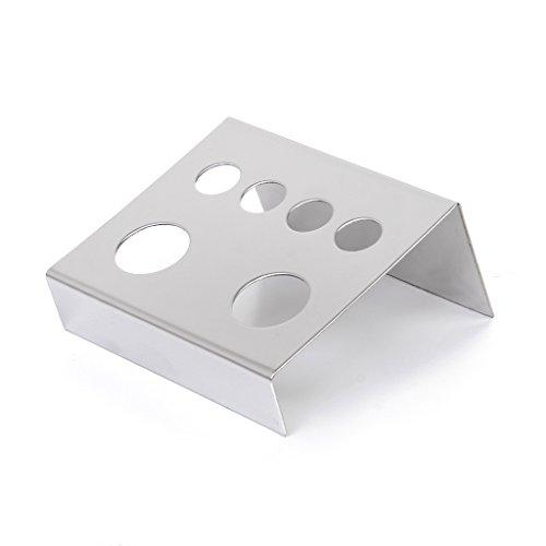 Tatouage D'acier Support Stand Encre Tasse Inoxydable Pour 6 Caps