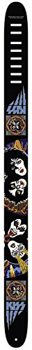 Perri's Leathers P25KISS-8048 KISS Leather Guitar Strap