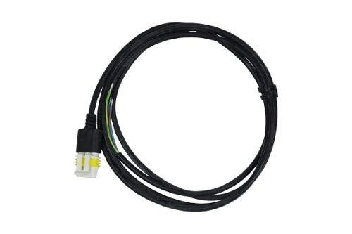 strawa hoekstekker voor pomp Grundfos UPM3 auto L met kabel 2 m
