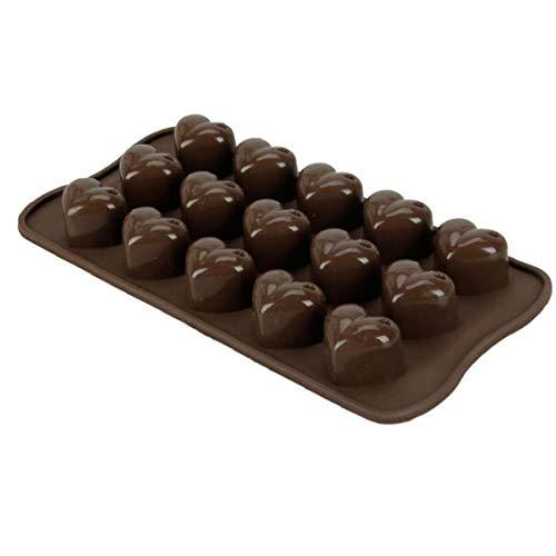 MaylFre Kreative Herz-Form-silikon-Form-EIS-Schokolade Gelee-süßigkeit Selbstgemachte Mold-küche-Werkzeug Kochen