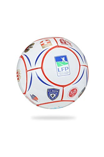 Amazon Multilogos Ligue 1 LFP - Balón de fútbol de competición ...