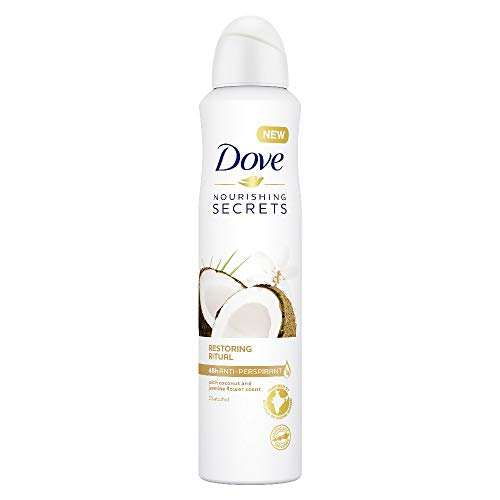 Dove Nourishing Secrets Coconut and Jasmine Flower Anti-Perspirant...