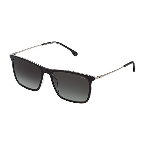 Gafas de Sol Lozza ZILO ULTRALIGHT 21 SL4236 Black/Grey Shaded 56/17/145 unisex