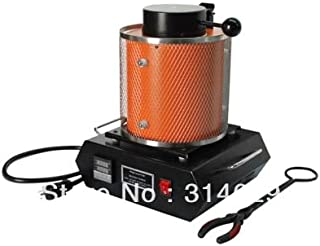 Davitu Jewelry Tools & Equipments - Jewelry Tools,Hot Sale 3kg Melting Furnace Gold and Silver Melting Furnace for Sale Portable Melting Furnace,with Crucible and c