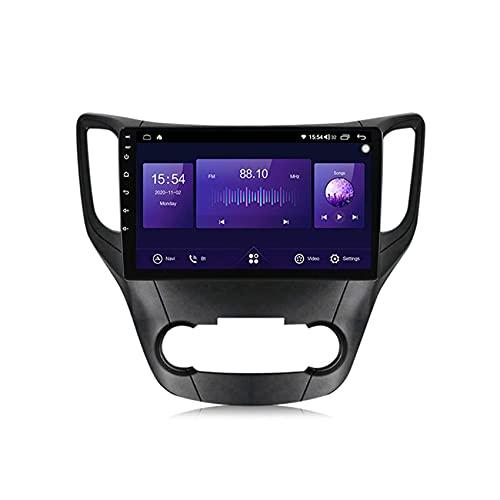 KLL Android 10 Autorradio GPS Navegación del Coche pour Changan CS35 2013-2018 mp5 Multimedia Reproductor FM Am Radio DSP carplay Manos Libres Bluetooth+Cámara Trasera