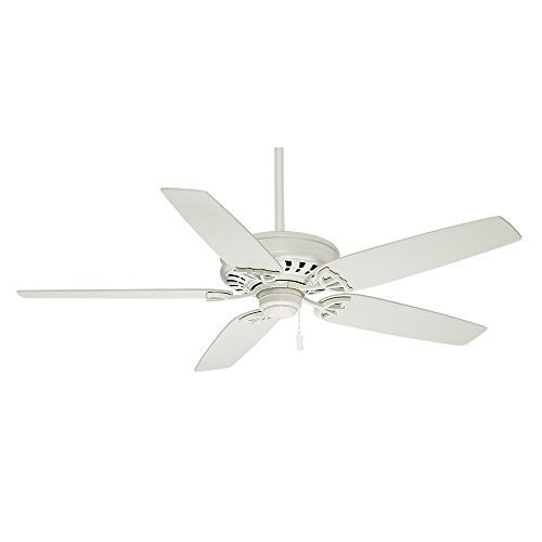 Hunter Fan Company 54019 Casablanca Concentra Indoor Ceiling Fan with Pull Chain Control White, 54 inch