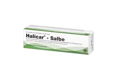 Halicar Salbe-25 g (25 G)