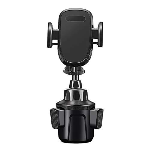 Amusingtao Car Cup Holder Phone Mount Adjustable Gooseneck Automobile Cup-Holder-Phone-Car-Mount,360 Degrees Rotation Telescopic Universal