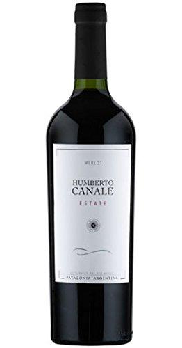Estate Merlot, Humberto Canale Patagonia, 75cl. (caja de 6). Patagonia/Argentina. Merlot. Vino Tinto.