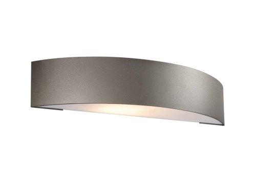 Massive 171309310 buitenverlichting outdoor muurverlichting antraciet E27 buitenverlichting (outdoor muurverlichting, antraciet, aluminium, kunststof, IP44, tuin, binnenplaats, I)