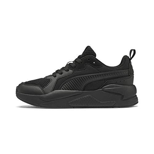 PUMA X-Ray JR, Zapatillas Unisex niños, Negro Black/Dark Shadow, 38 EU