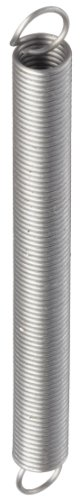 Inch 2.17 lbs Load Capacity 302 Stainless Steel 0.18 OD Pack of 10 0.75 lbs//in Spring Rate 2.5 Free Length 0.022 Wire Size Extension Spring 0.18 OD 0.022 Wire Size 2.5 Free Length 5.36 Extended Length E01800222500S 5.36 Extended Length