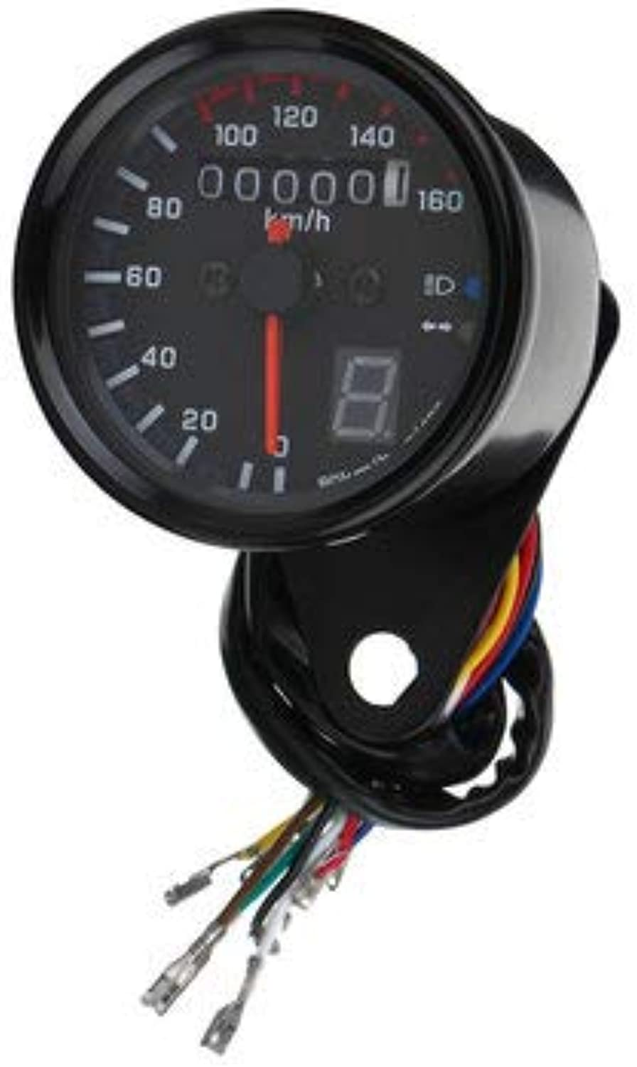Electric Speedometer With Odometer Wiring Diagram - Wiring