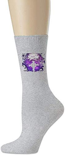 OKSDFBEN4 Ghost with The Bands Modieuze zakelijke sokken met comfortabele print en casual werk