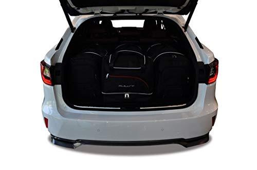 KJUST Kit de Bolsas 4 pcs Compatibles con Lexus RX 2015 - para Maletero Car Bags