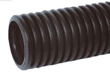 TM: GEWISS Flexibles Wellrohr 25 Meter M50 Ring schwarz Elektrorohr Schutzrohr , 1,00 €/Meter