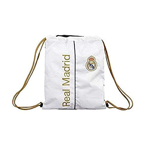 Real Madrid C.F. 611954196 Real Madrid 19/20 Gymbag Saco 35x40, Multicolor