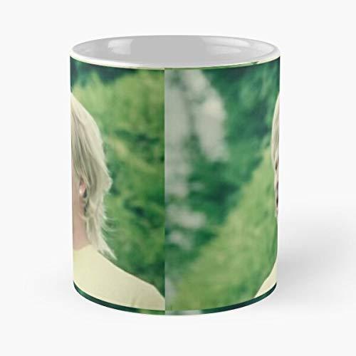 Blink Date First 182 Tom DeLonge Best Taza de café de cerámica de 325 ml