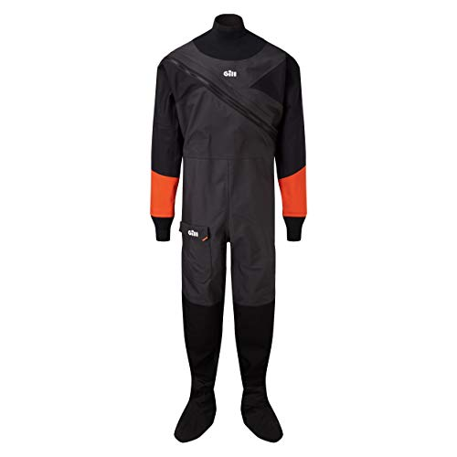 Gill Breathable 4-Layer Drysuit LG BLACK