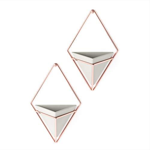 Umbra Trigg Wandvase & Geometris...