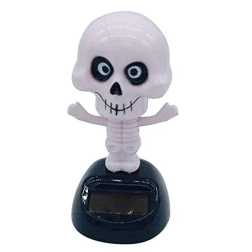 perfk Broma Monster Toy Energy Dance Toy Adornos de Halloween - Estilo01, tal como se describe
