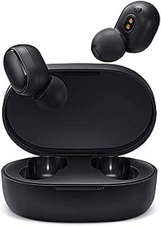 Per Xiaomi Mi Ture Wireless Earbuds Basic 2(Redmi Airdots 2 International Version),TWS Bluetooth 5.0 Cuffie Stereo Bass Cuffie Senza Scatola di Ricarica True Stereo Sound Mini auricolari Bluetooth