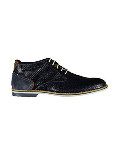 engbers Herren Schuhe, 29061, Blau in Größe 46