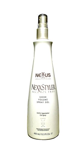 Nexxus Nexxstyler  Sheer Volume Spray Gel 13.5 Ounces