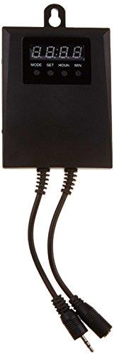 Wave a6076648Timer Digitale per Lampada con Morsetto Orion LED/XCube LED