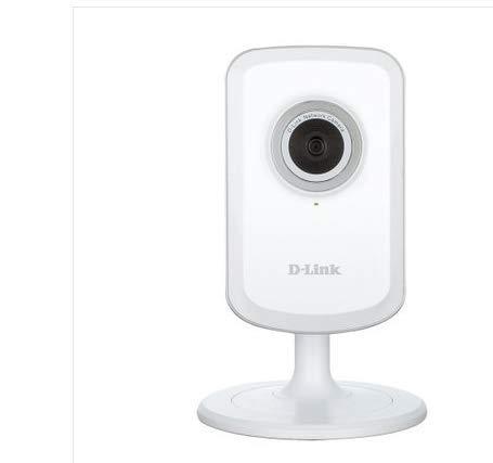 Samyth D-Link DCS-931L Cámara de red inalámbrica Monitor de seguridad para el hogar
