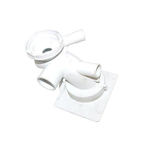 Electrolux Tricity Bendix Zanussi wasmachine filterbehuizing onderdeelnummer van de fabrikant: 3441115619
