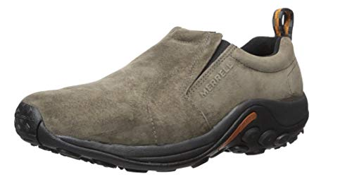 Merrell Men's Jungle Moc Slip-On Shoe,Gunsmoke,10.5 M US