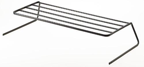 山崎実業 ディッシュラック ディッシュストレージ タワー ワイド ブラック 7915