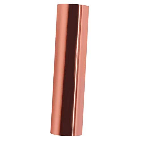 lahomia Transfer Vinylfolien Transferfolie Plotterfolie Textilfolien Transferpapier Wärmeübertragung Vinyl zum Aufbügeln für DIY T-Shirt - Rose Gold