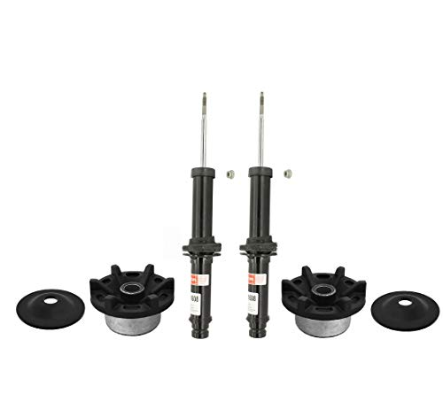 Front Suspension Struts & Mounts Kit KYB Gas-a-just For Cadillac SRX 2004-2009