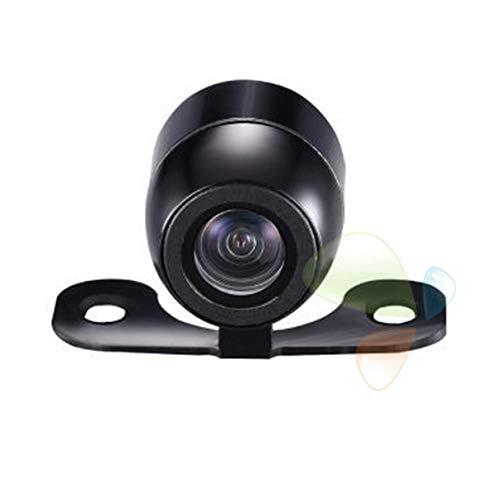 Morninganswer Cámara de Respaldo de visión Trasera de Coche con Gran Angular de 170 °, cámara Nocturna Impermeable a Prueba de Polvo, Sensor de Aparcamiento, cámara de Marcha atrás para Coches