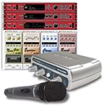 M-Audio Fast Track Studio US85200 USB Audio Interface with Microphone