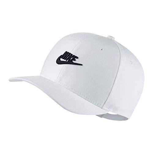 Nike FUT Snapback Cap, White/Black, One Size