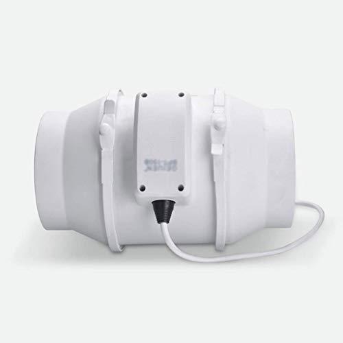 Extractor De Baño, Extractor de baño Ventilador, extractor de cocina Ventilador diagonal Flujo de diagonal Avión de conducto de nuevo ventilador ventilador silencioso Ventilador de conducto redondo (T