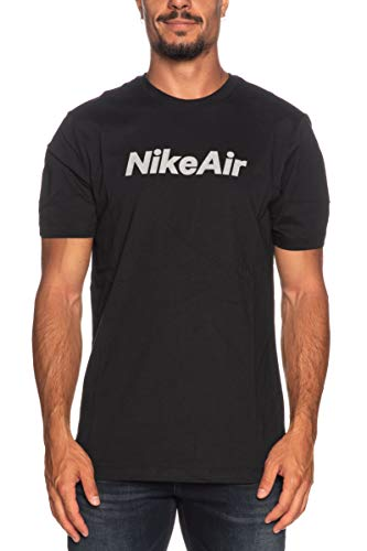 Nike Sportswear - Camiseta para hombre, color negro, CU7344-010 negro L