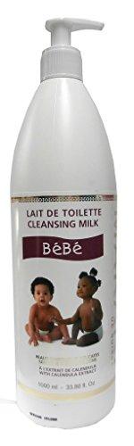 Makari Bebe Baby Calendula Cleansing Milk - Lotion 1L (1000ml)