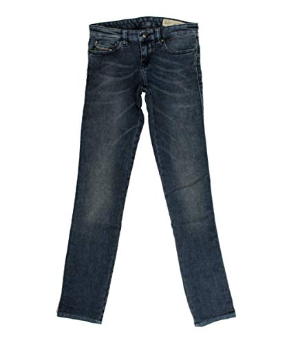 Diesel Skinzee-Low J Jeans Skinny Fit - dunkelblau, Größe:8 Jahre / 128