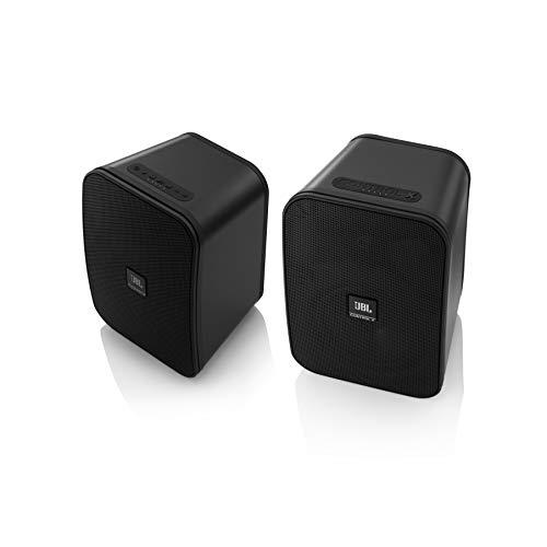 JBL Control X Wireless Bluetooth-Lautsprecher (Wetterfest, 1 Paar) graphite
