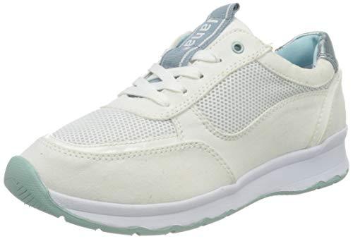 Jana Softline Damen 8-8-23663-26 100 Sneaker, Weiß, 39 EU