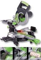 Evolution FURY3 Multi-Purpose Sliding Mitre Saw, 210 mm (230V)