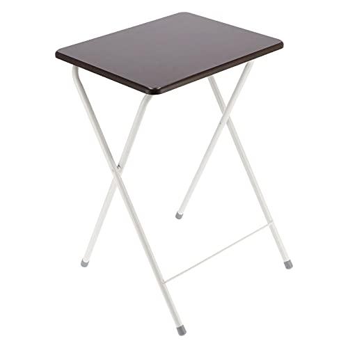 YUUGAA Klapptisch, Klappbarer Tisch Beistell-Schreibtisch ohne Montage Beweglicher Schreibtisch für die Verwendung im Wohnzimmer/Schlafzimmer
